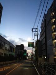 佐々木晃司(The Thank you & Sorry) 公式ブログ/ただいま 画像1