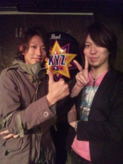 佐々木晃司(The Thank you & Sorry) 公式ブログ/Live Bar X.Y.Z.→A 画像2