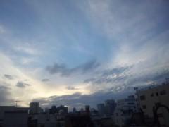 佐々木晃司(The Thank you & Sorry) 公式ブログ/sora 画像1