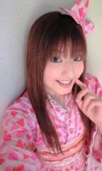 渚 公式ブログ/浴衣! 画像1