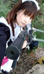 渚 公式ブログ/みん叶とサバゲ♪ 画像2