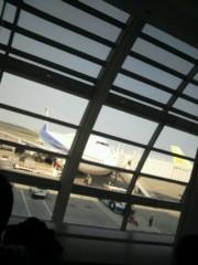 小田あさ美 公式ブログ/羽田空港で・・・ 画像1