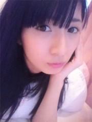 小田あさ美 公式ブログ/黒髪です。 画像1