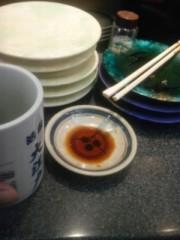 植木紀世彦 公式ブログ/回転寿司なう 画像1