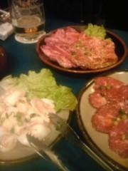 植木紀世彦 公式ブログ/肉ウィーク終了〜 画像1