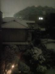 植木紀世彦 公式ブログ/雪かき 画像1