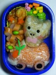斉藤カオリ 公式ブログ/幼稚園弁当☆ねこのドライブ☆ 画像1
