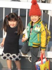 斉藤カオリ 公式ブログ/幼稚園弁当☆二人のカペリート&子連れでフラメンコ 画像2