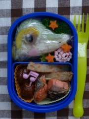 斉藤カオリ 公式ブログ/幼稚園弁当☆ツタージャ 画像1