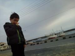 斉藤カオリ 公式ブログ/港で黄昏れて。。 画像1