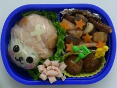斉藤カオリ 公式ブログ/幼稚園弁当☆海賊チョッパー☆ 画像1