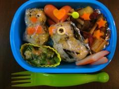 斉藤カオリ 公式ブログ/のりたまで幼稚園弁当でしたが。。 画像1