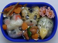 斉藤カオリ 公式ブログ/今年最後のお弁当〜☆ 画像1
