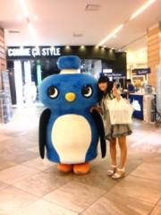 一色海鈴 公式ブログ/ペンギンさんと遭遇☆ 画像1
