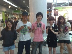 kyohey(breath of Minority) 公式ブログ/川崎 アゼリア ボヘミア〜ン♪♪ 画像2