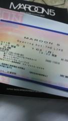 kyohey(breath of Minority) 公式ブログ/Maroon5 画像1