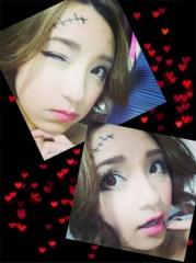 美々華 公式ブログ/ハロウィンのメーク☆ 画像1