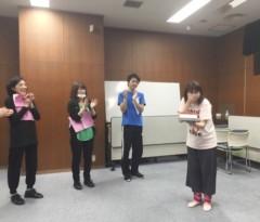 天野慶子 公式ブログ/【即劇マスカレード】稽古日記〜 画像2