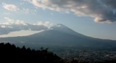 中野裕之 公式ブログ/天晴れな秋の富士山 画像1