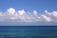 中野裕之 プライベート画像 屋久島の海