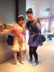 ならゆりあ 公式ブログ/ULTIMATE GIRL's POWER Festival 2012☆彡からの→三者面談ヽ(´Д`;)ノ 画像3
