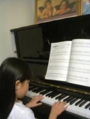 ならゆりあ 公式ブログ/ピアノ楽しい♪ 画像1