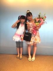 ならゆりあ 公式ブログ/ULTIMATE GIRL's POWER Festival 2012☆彡からの→三者面談ヽ(´Д`;)ノ 画像1
