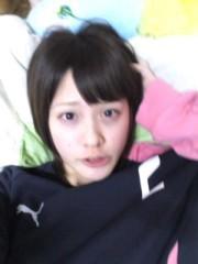 加藤杏 公式ブログ/ベッドに 画像1