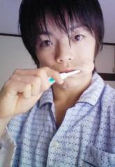 中山孟 公式ブログ/一人ぼっちの歯ブラシ 画像1