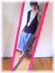 中山孟 公式ブログ/『侍』ファッション!? 画像1