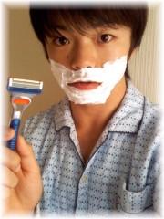 中山孟 公式ブログ/水色パジャマ 画像1