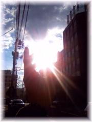 中山孟 公式ブログ/天気が良いだけで得した気持ち♪ 画像1