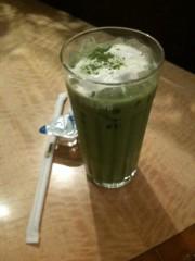 中山孟 公式ブログ/紅茶(抹茶ラテ)の美味しい喫茶店 画像1