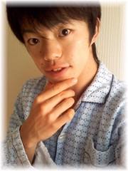 中山孟 公式ブログ/水色パジャマ 画像2
