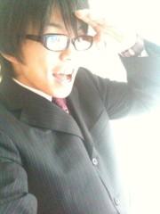 中山孟 公式ブログ/眩し過ぎる孟…じゃなくて!!朝日(笑) 画像1