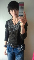 中山孟 公式ブログ/新しい携帯による初BLOG 画像1