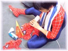 中山孟 公式ブログ/自給自足HERO☆スパイダー●ンの裏側!? 画像2