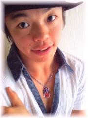 中山孟 公式ブログ/雨の中お散歩っのも洒落ている!? 画像1
