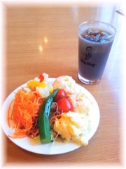 中山孟 公式ブログ/お腹が空いたらサラダバー 画像1