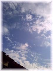 中山孟 公式ブログ/空の写真 画像1