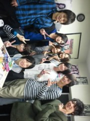 shi0ri(breath of Minority) 公式ブログ/神楽坂EXPROTIONとみんな☆(*゜∀゜*) 画像1