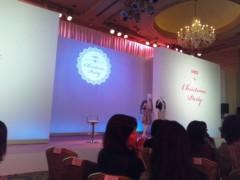 纐纈英里香 公式ブログ/MISS クリスマスパーティー 画像3