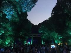 纐纈英里香 公式ブログ/下鴨神社 画像2