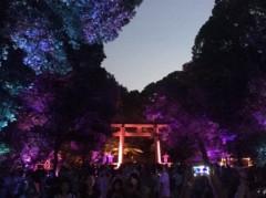 纐纈英里香 公式ブログ/下鴨神社 画像1