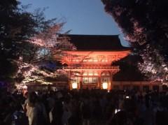 纐纈英里香 公式ブログ/下鴨神社 画像3