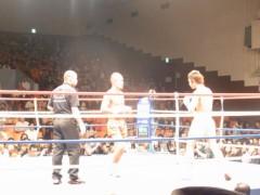纐纈英里香 公式ブログ/兼子ただしさん  〜キックボクシング〜 画像1