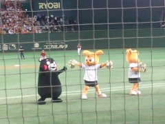 纐纈英里香 公式ブログ/野球観戦・・・・ 画像2