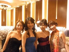 纐纈英里香 公式ブログ/結婚式 画像3