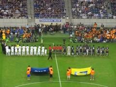 纐纈英里香 公式ブログ/サッカー観戦 画像1