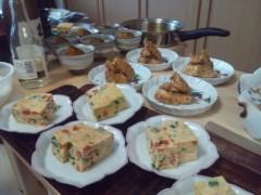 纐纈英里香 公式ブログ/料理教室に行ってきました 画像2